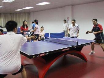东湖青少年乒乓球俱乐部