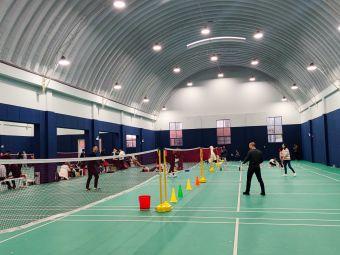 雷公坳西可体育运动中心 网球 羽毛球综合场馆