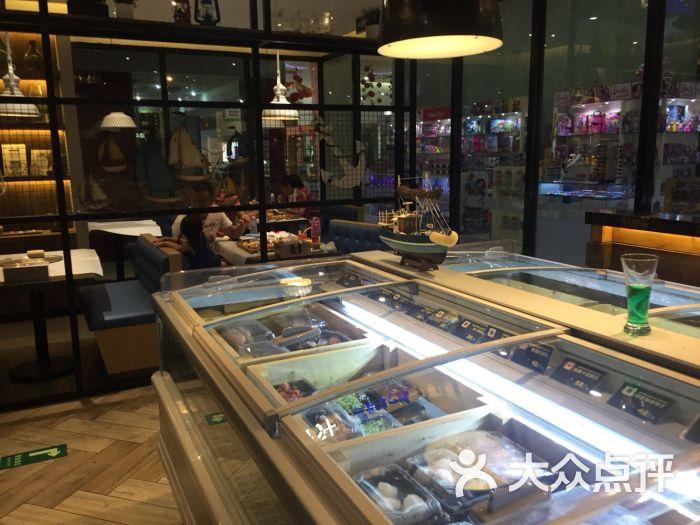 8号水产市场海鲜店 比如世界购物中心店