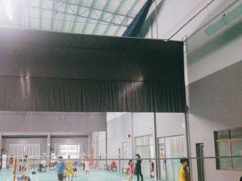 骄阳羽毛球馆