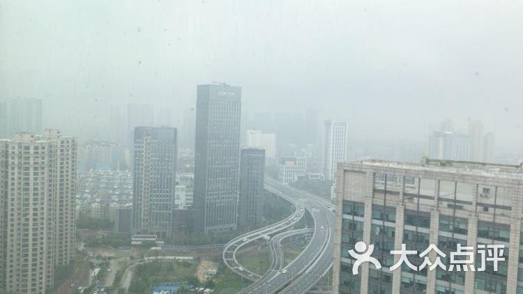 武汉汉口泛海喜来登酒店图片 - 第1张