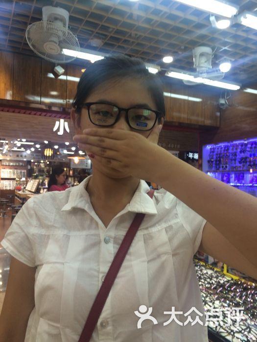 三叶市场小胖眼镜店图片 - 第1张