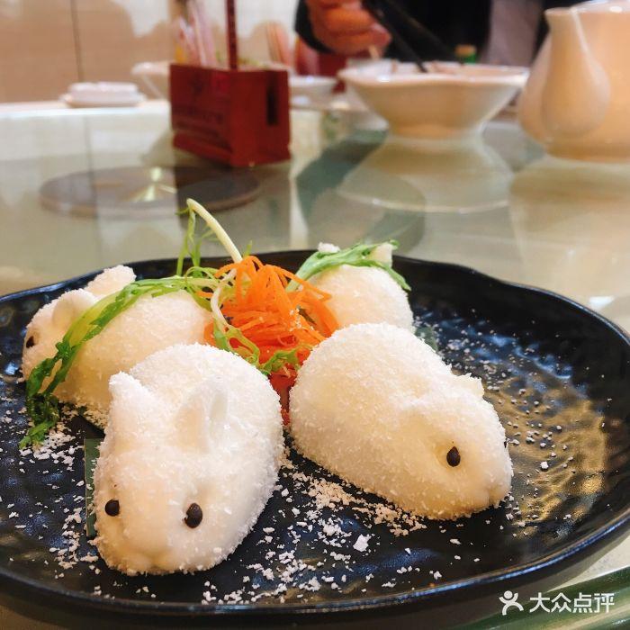 鲜奶桃胶小白兔萌物羊驼图片
