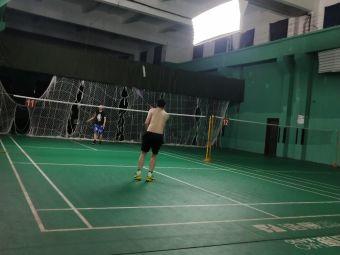 运动家族羽毛球馆