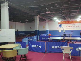 精英乒乓球馆