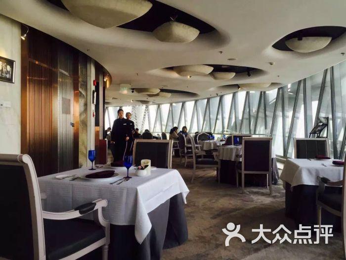 广州塔卢特斯法国旋转餐厅图片 - 第1张