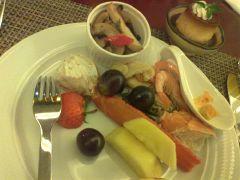 嘉豪淮海国际豪生酒店的自助餐