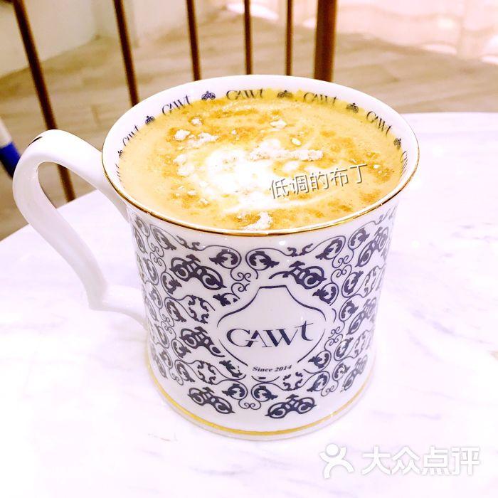 gawt-燕麦焦糖海盐拿铁图片-上海美食-大众点评网