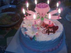 慕斯生日蛋糕