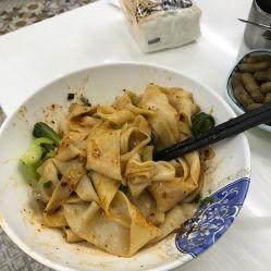 朱雀门西安美食的图片