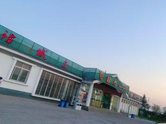 诸城东停车区-停车场