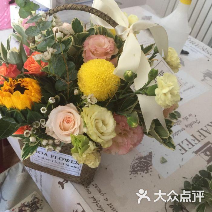 boa flower创意花艺工作室