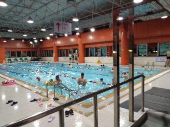 阳光大酒店游泳馆