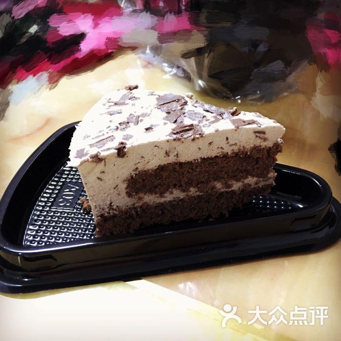 黑森林慕斯小蛋糕