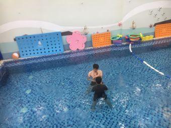 BLUE BLUE亲子游泳中心