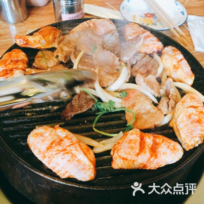 天津釜山铁桶海鲜烧烤