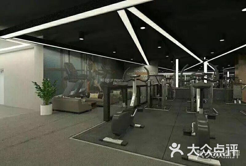 喜马拉雅bbc游泳健身会所(高力分店)-休息区图