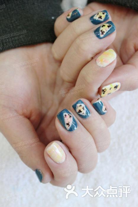 创意手指甲