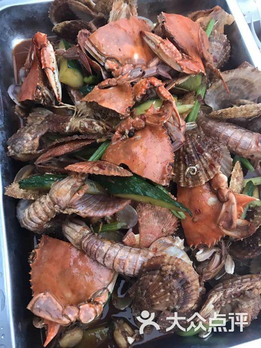 佳兆业海滩国王烧烤海鲜辣炒-图片-绥中县美食-大众