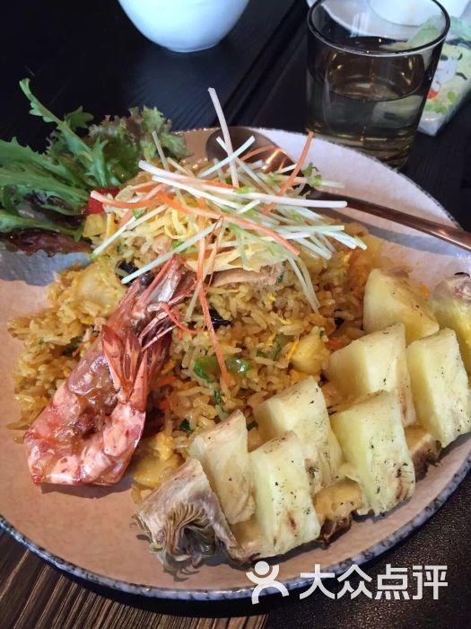 尚莲泰国料理(特推下午茶商务午餐)的全部点评-成都