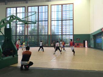 恒大营销中心篮球馆