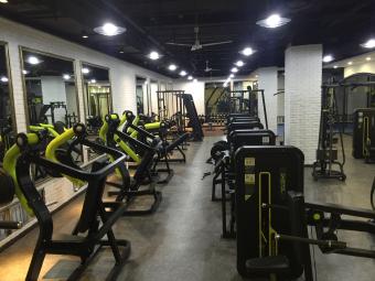 生活时间健身会馆