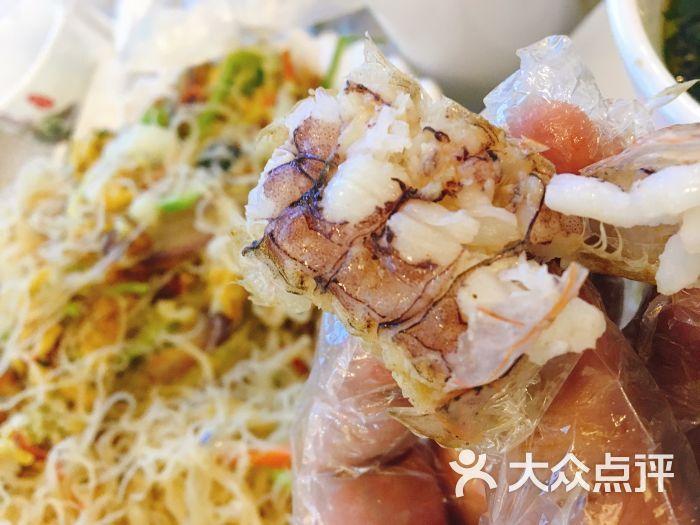 人人江记海鲜火锅皮皮虾图片 - 第4张
