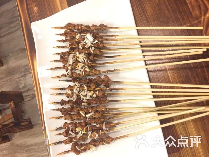 鹤岗小串-图片-青岛美食-大众点评网