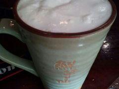 鲜草鲜奶杯-鲜芋仙(士林中正店)