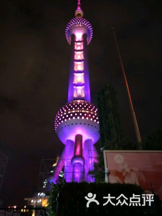 东方明珠广播电视塔-图片-上海周边游-大众点评网