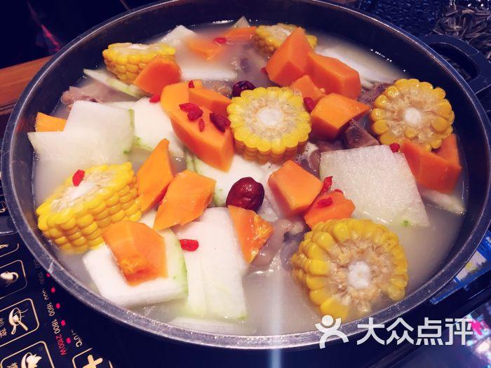 兰亭猪手火锅-木瓜猪手火锅图片-北京美食-大众点评