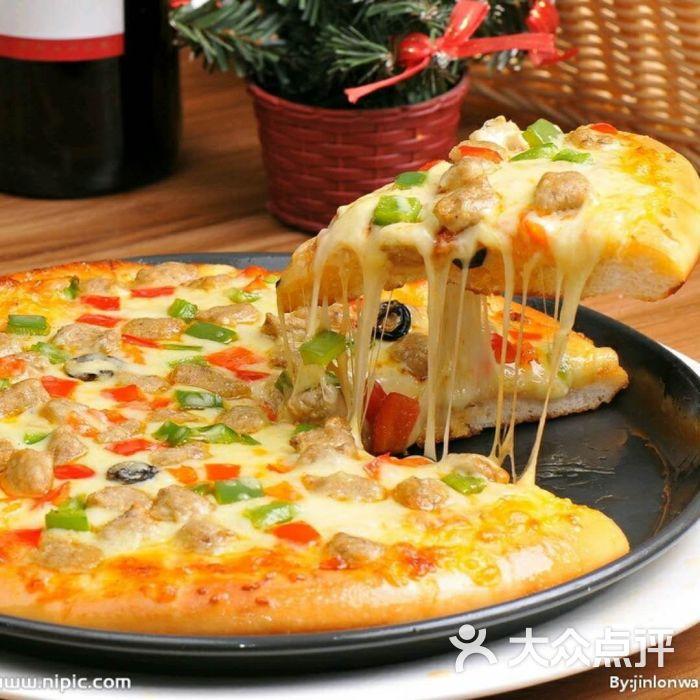 亨尼尔意式披萨夏威夷水果披萨图片 - 第7张