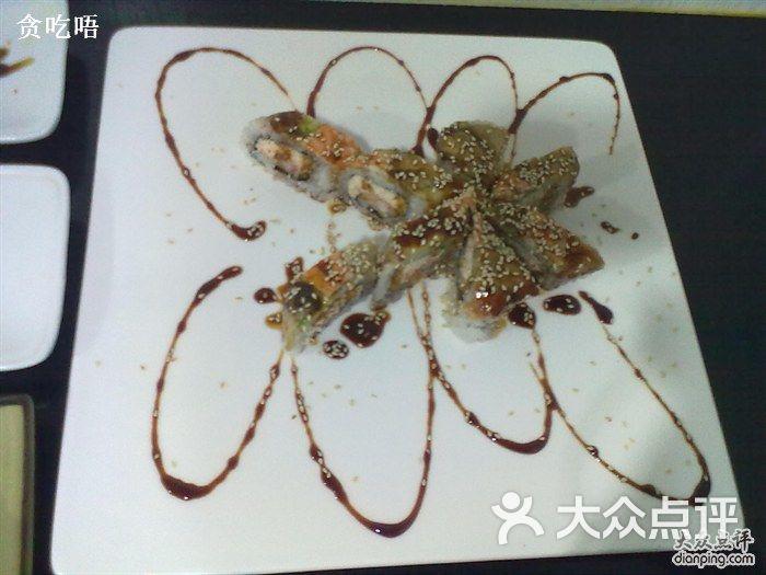 彩虹寿司(东体育会路总店)蝴蝶卷,摆盘很漂亮图片 - 第900张