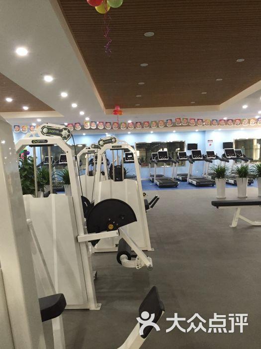 博奥绿色主题健身中心-图片-西安运动健身