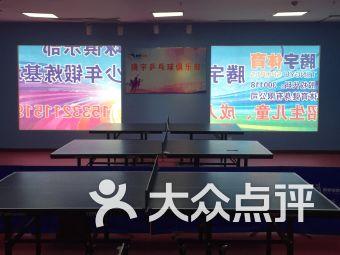 腾宇乒乓球馆培训招生(连锁(欧亚达商业广场店)
