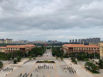 云南大学呈贡校区大学外语教学部