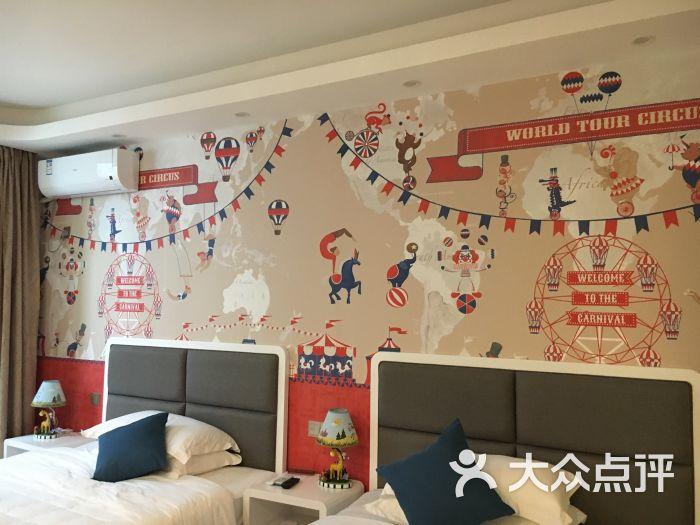 雅安碧峰峡萌趣东方动物主题酒店图片 - 第40张
