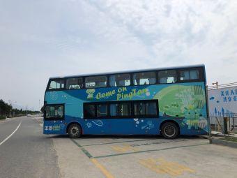 龙凤头海滨浴场度假村停车场