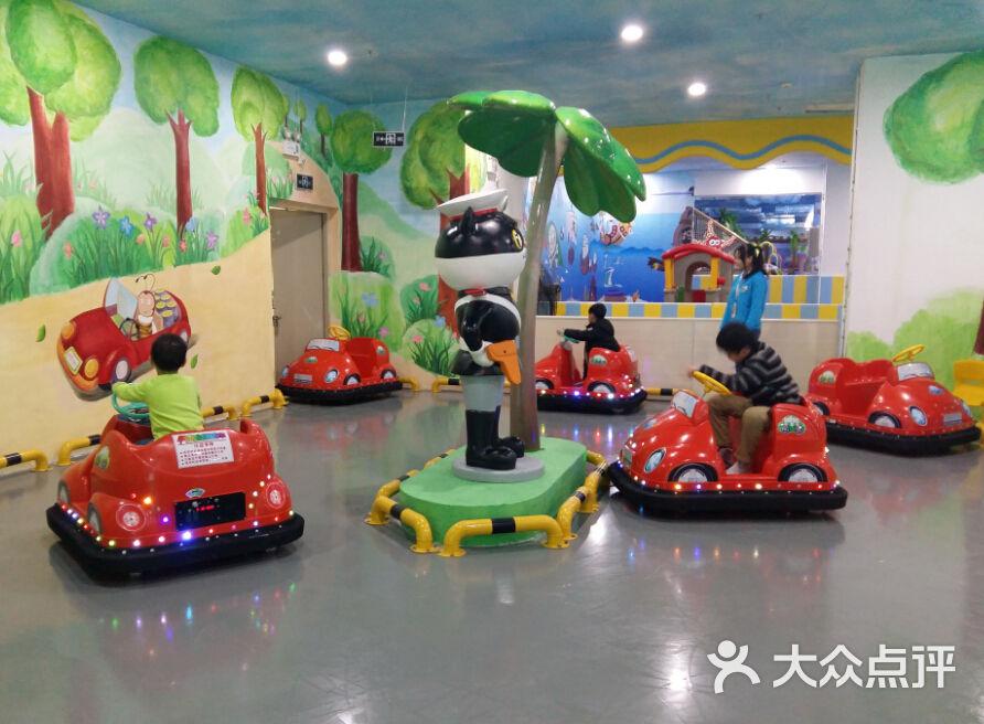哈尼王国综合性儿童主题公园
