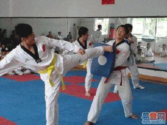 大足国奥武道跆拳道培训班
