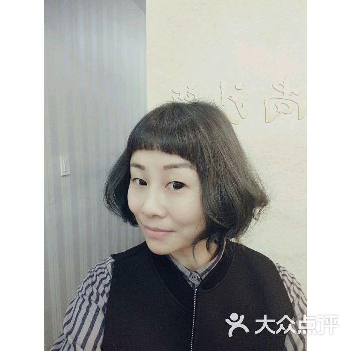 二次元刘海图片