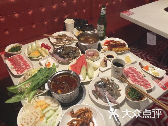 靓煮小海鲜自助火锅(爱琴海店)-麦兜兜1985的洛阳v火锅美食图片