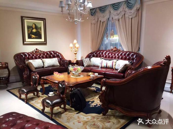 萨芬戴家具买家具东城东营图片