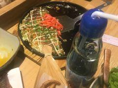 百合亭的日式煎饼