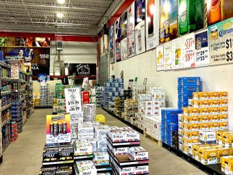 5 Points Cases and Kegs Inc.