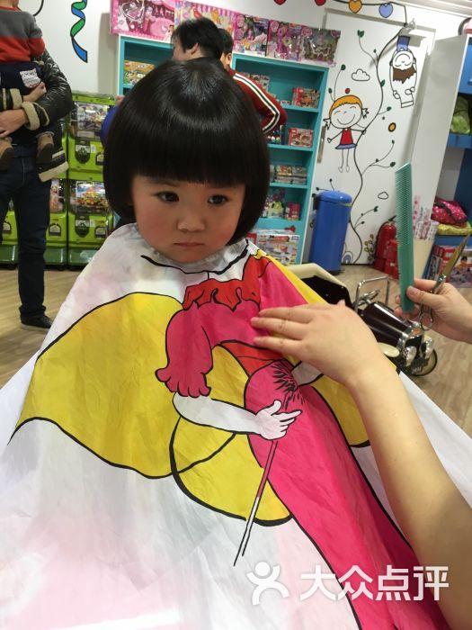 qkuts剪酷儿童理发(芮欧百货店)-图片-上海-大众点评