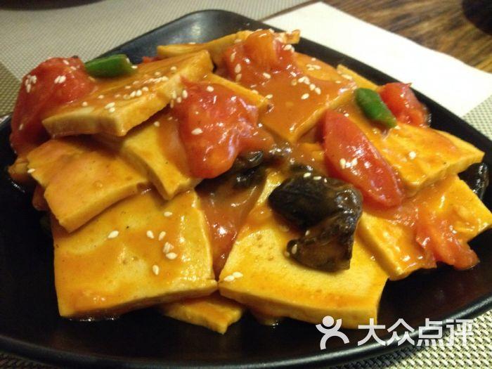 红烧千叶豆腐