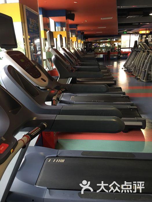力美健健身俱乐部(华联会所)-图片-深圳运动健身