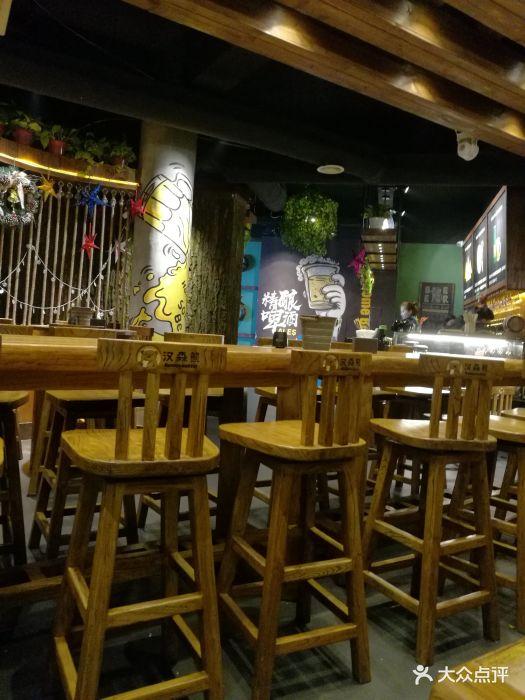 汉森熊啤酒屋图片图片
