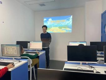逻得岛编程教育(济宁校区)